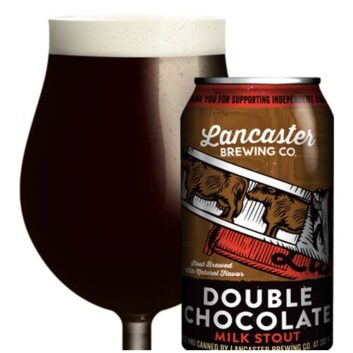 Lancaster Double Chocolate Milk Stout