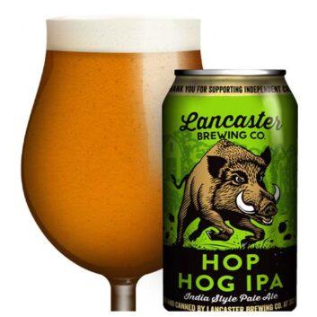 Lancaster Hop Hog IPA