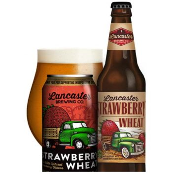 Lancaster Strawberry Wheat