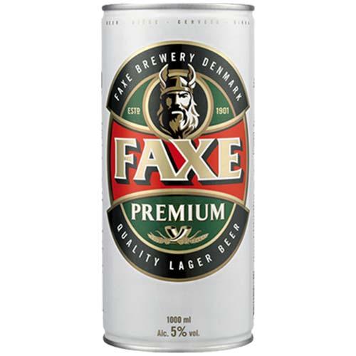 Faxe Premium Lager