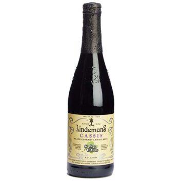 Lindemans Cassis Lambic Beer
