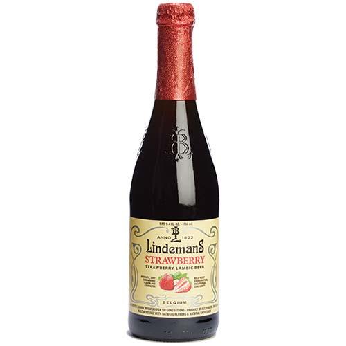 Lindemans Strawberry Lambic Beer