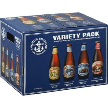 Anchor Brewing Variety Pack Bottle