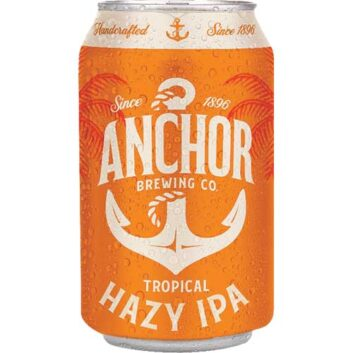Anchor Tropical Hazy IPA