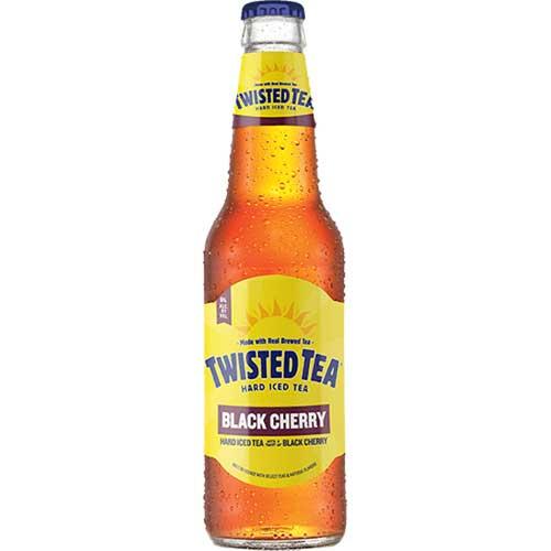 Twisted Tea Black Cherry
