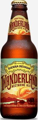 Sierra Nevada Wanderland Nectarine Ale