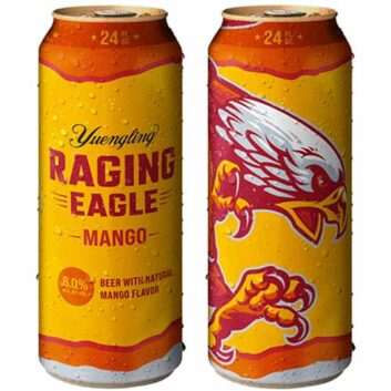 Yuengling Raging Eagle Mango Beer