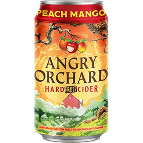 Angry Orchard Peach Mango